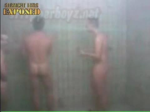 football showers
