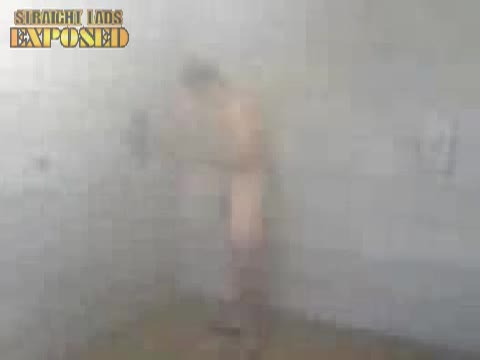 football shower