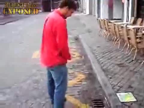 greg takes a piss