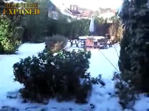 harlow boy matt naked snow