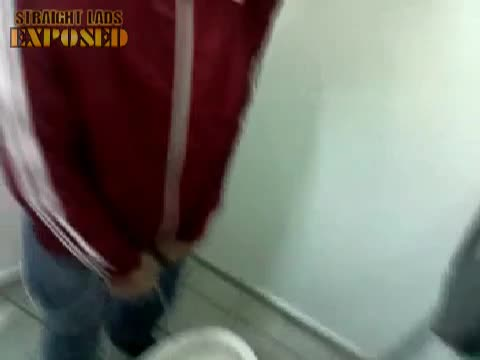 mexican lad takes a piss