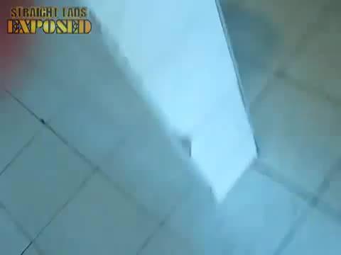 mall toilet