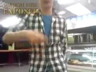 kebab streaker