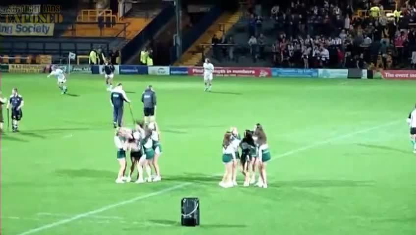 Leeds Uni Met Varsity Rugby Finale