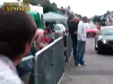 en Naked Worm Attempt at Le Mans