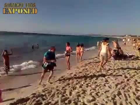 australia day nudie run