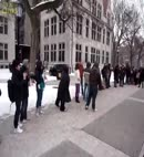 University of Chicago Polar Bear Run 2011