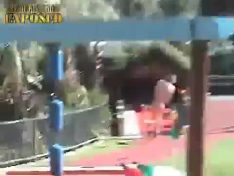 Dax Shepard Golfing Naked
