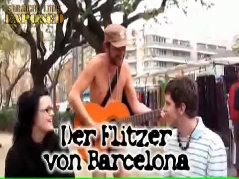 Der Flitzer von Barcelona