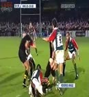 wasps player dacked