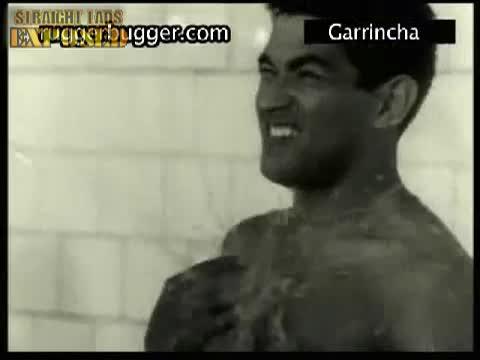 Naked Garrincha