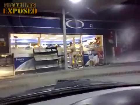 Naked Garage Run