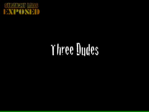 Three Dudes