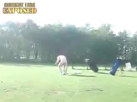 Naked golf 2