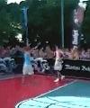 Freeballin naked slam dunk champion ghetto games