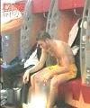 black man caught locker room