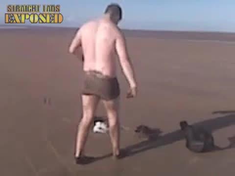 Nude Windsurfing 1