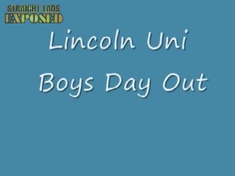 Lincoln University NZ Boys Day Out