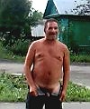 older man's dick flash