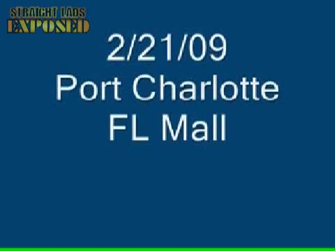 Port Charlotte Mall Streak