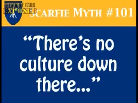 Scarfie Myths