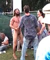 naked hippie guy