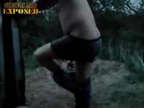 Woodland streaker