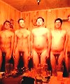 russian sauna lads