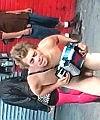 naked musician