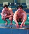 sauna lads from russia