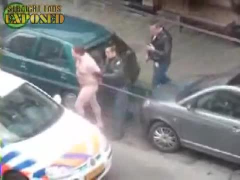 amsterdam arrest
