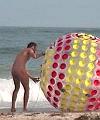 nude aquaball