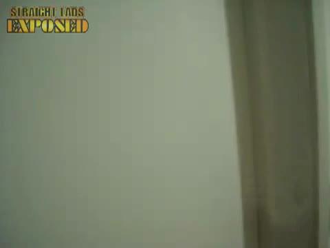 Damir takes a shower