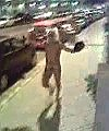naked run in street