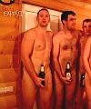 sexy sauna lads