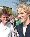 varsity rowers