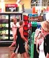 Walmart Naked Man
