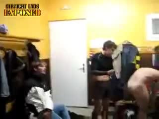 locker room lads