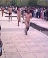 street nudity