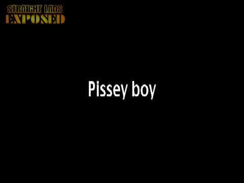 Pissey boy