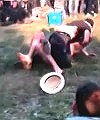 naked festival wrestling
