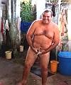 sergio shower