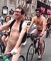 Naked Cyclists 1