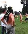 nude football