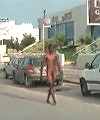 naked man in tunis