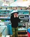 tin hat man