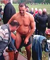 Newton Abbot Rugby club streaker