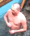 icy bath