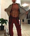 santa stripper
