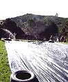 Giant Slip and slide naked